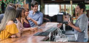 Rserving Master Bartender Training Package